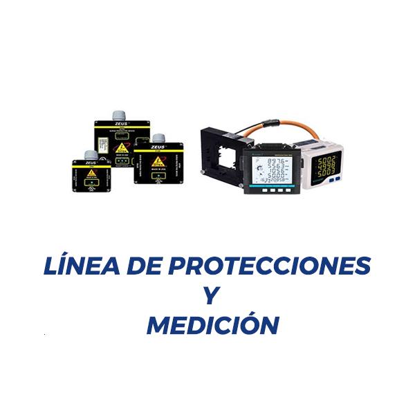 proteccion y medicion redondo