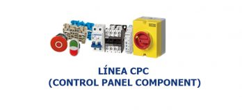 componentes de panel de control