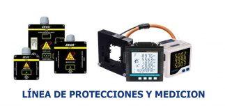 proteccion y medicion